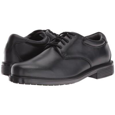 ロックポート Rockport Works メンズ 革靴・ビジネスシューズ シューズ・靴 Work Up Black
