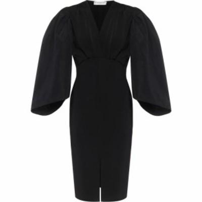 ジバンシー Givenchy レディース パーティードレス ワンピース・ドレス Jersey And Taffeta Minidress Black