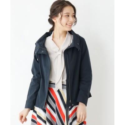 SOUP / 【大きいサイズあり・13号・15号】ワッシャーフード付きジャケット WOMEN ジャケット/アウター > ミリタリージャケット