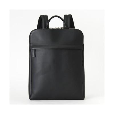 リュックサック ビジネスバッグ バックパック A4サイズ対応 トライオン DOCUMENT ドキュメントケース グローブレザー 革 本革 メンズ 送料無料
