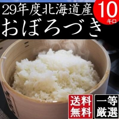 米 10キロ 送料無料 安い おぼろづき 北海道産 お米  10kg 安い 白米 北海道米 検査一等米