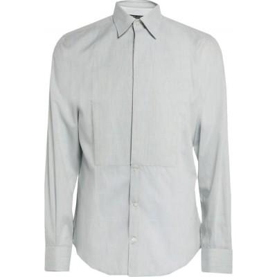 ドルチェ&ガッバーナ DOLCE & GABBANA メンズ シャツ トップス Patterned Shirt Light grey