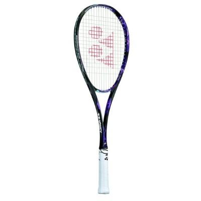 ヨネックス YONEX ジオブレイク80S ソフトテニスラケット GEO80S 044:バイオレット