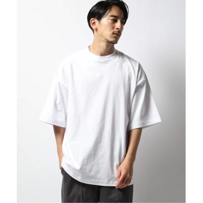 メンズ ジョイントワークス 【FIT FOR/フィットフォー】207 VORTEX HEM SHAPE TEE ホワイト M