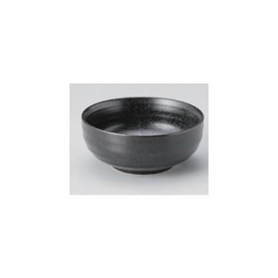 和食器 / 小鉢 中 梨地天目丸小鉢 寸法:11.6 x 5cm