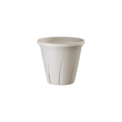 根はり鉢 10号 ホワイト ( 9.6L )/ 大和プラスチック