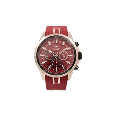 [テクノス]TECHNOS 腕時計 クロノグラフ T7A68SR メンズ