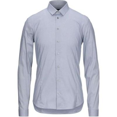 パトリツィア ペペ PATRIZIA PEPE メンズ シャツ トップス Patterned Shirt Light grey