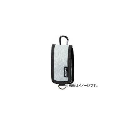 トラスコ中山/TRUSCO コンパクトツールケース 携帯電話用 シルバー TCTC1202SV(3638588) JAN:4989999033090