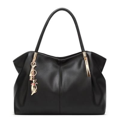 トートバッグ レディース エレガント 鞄  幅広マチトートバッグ 無地 大容量 4color ハンドバッグ 肩掛け 通勤 大人 鞄 ファッション