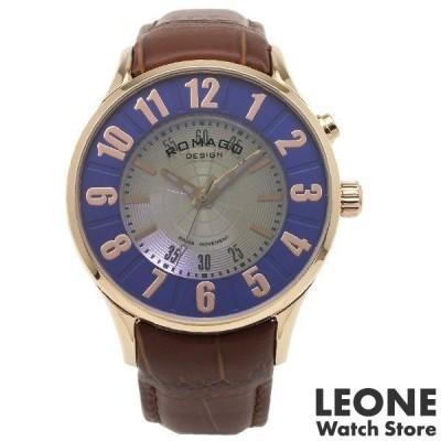 ロマゴデザイン ROMAGODESIGN NUMERATION ヌメレーション RM068-0053ST-RGBR メンズ&レディース 腕時計 時計