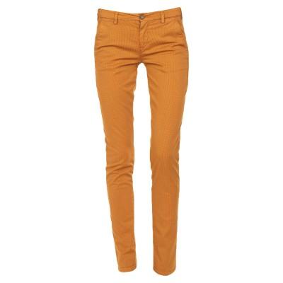 フォーティーウエフト 40WEFT パンツ オレンジ 42 コットン 98% / ポリウレタン 2% パンツ