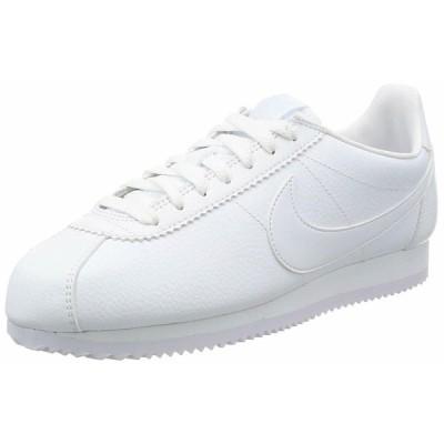 ナイキ NIKE コルテッツ Classic CORTEZ Leather Low Running Shoes レディース 807471-102 クラシック レザー ロー ランニング スニーカー White