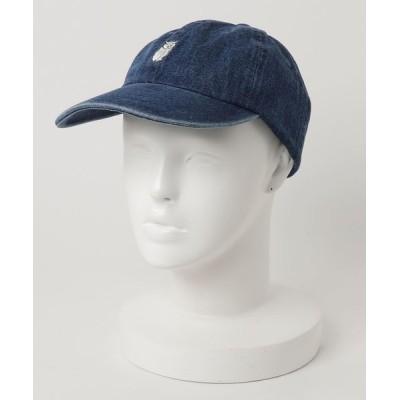 gym master / フクロウ刺繍CAP MEN 帽子 > キャップ
