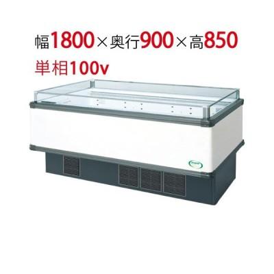 業務用アイランドタイプショーケース IMC-65PWFSAX 幅1800×奥行900×高さ850/フクシマ/送料無料