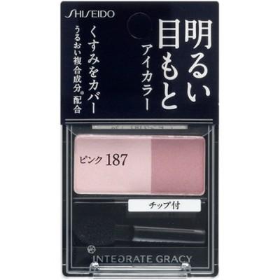 資生堂 インテグレート グレイシィ アイカラー ピンク187 (2g)