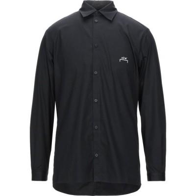 アコールドウォール A-COLD-WALL* メンズ シャツ トップス Solid Color Shirt Black
