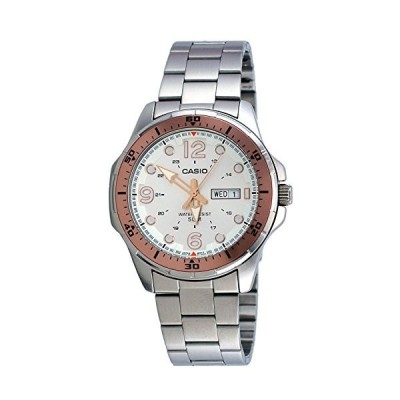 腕時計 カシオ メンズ MTD100D-7A1V Casio MTD100D-7A1V Men's Enticer Sports Stainless Steel Day Date Si