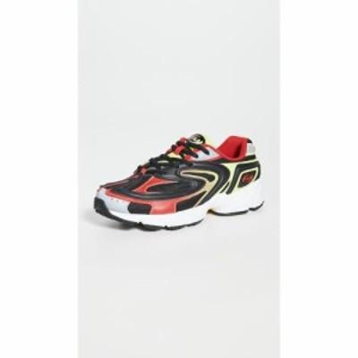 フィラ Fila メンズ スニーカー シューズ・靴 Creator Sneakers Black/Sulfur Spring/Orange