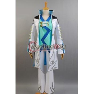 高品質 高級コスプレ衣装 テイルズオブグレイセス 風 アスベル・ラント タイプ コスチューム オーダーメイド