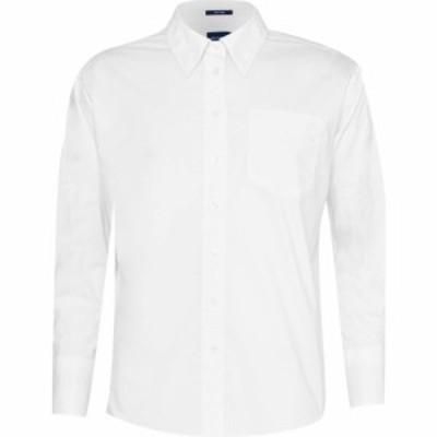 ガント Gant レディース トップス Relaxed Shirt White
