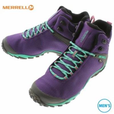 メレル MERRELL カメレオン 8 ストーム ミッド ゴアテックス CHAM 8 STORM MID GTX アサイー J034097