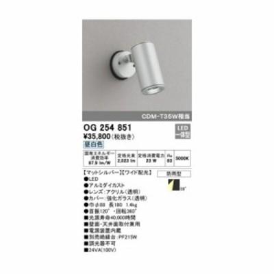 オーデリック ODELIC OG254851 LEDスポットライト