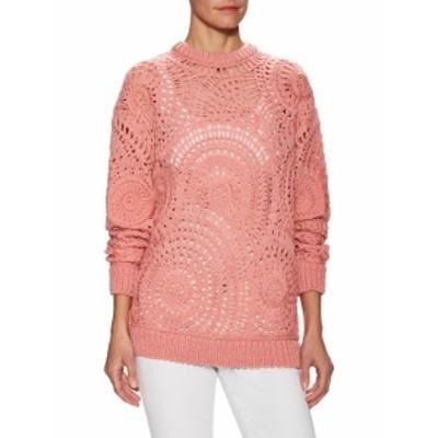 ステラマッカートニー レディース トップス ニット  Crochet Ribbed Sweater