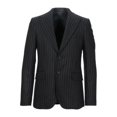 FUTURO テーラードジャケット ブラック 48 ウール 70% / ポリエステル 30% テーラードジャケット