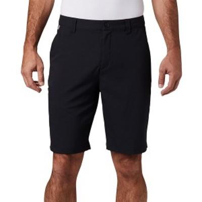 """コロンビア メンズ カジュアルパンツ ボトムス Men's PFG Tamiami 10"""" Shorts Black"""