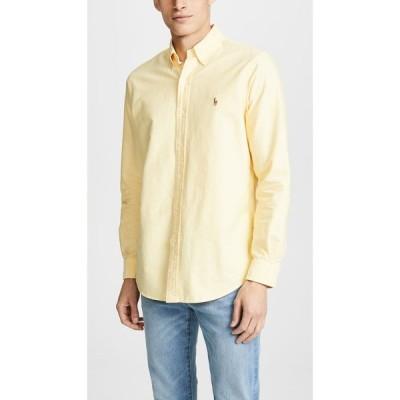 ラルフ ローレン Polo Ralph Lauren メンズ シャツ トップス Oxford Shirt Yellow