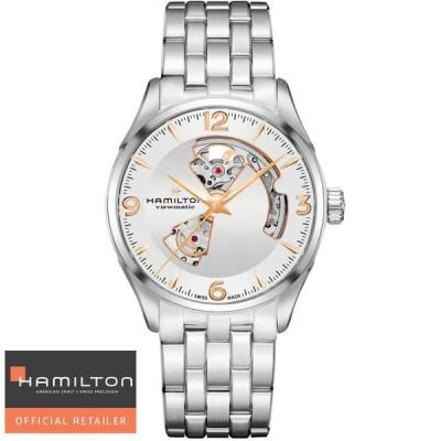 HAMILTON ハミルトン 腕時計 Jazzmaster Open Heart Auto ジャズマスターオープンハ ート42mm 自動巻 H32705151 国内正規品 メンズ