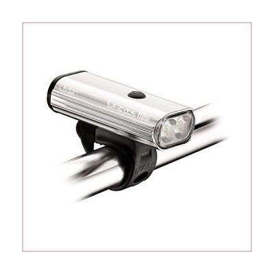 LEZYNE Power Drive 1100i Loaded Headlight Kit Silver, One Size(並行輸入品)