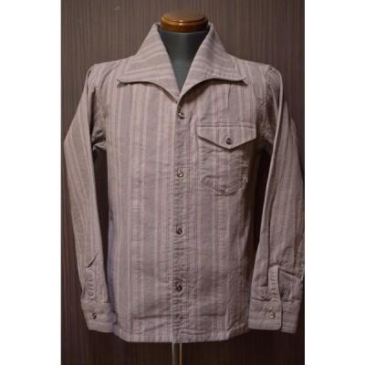 ダリーズ DALEE'S Gringo イタリアンカラーシャツ 長袖シャツ