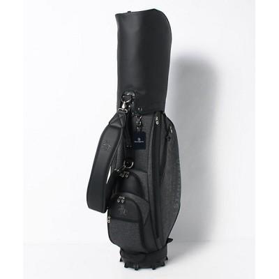 <Munsingwear/マンシングウェア> キャディバッグ (9.5型・4.7インチ対応・大口径) BK00【三越伊勢丹/公式】