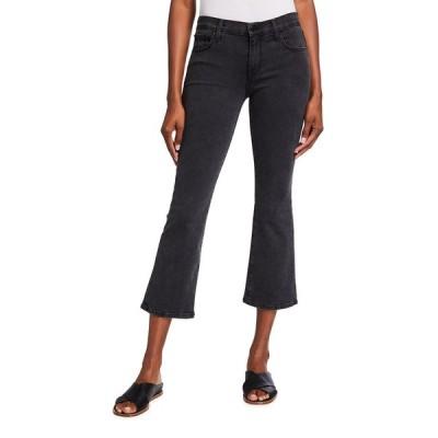 ジェイブランド レディース デニムパンツ ボトムス Selena Mid-Rise Crop Jeans