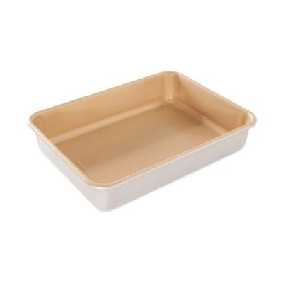 """キッチンウェア ダイニング カトラリー ノーディックウェア Nordic Ware Nonstick Aluminum 9""""x 13"""" Rectangular Cake Pan"""