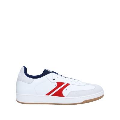 AM318 スニーカー&テニスシューズ(ローカット) ホワイト 40 革 スニーカー&テニスシューズ(ローカット)