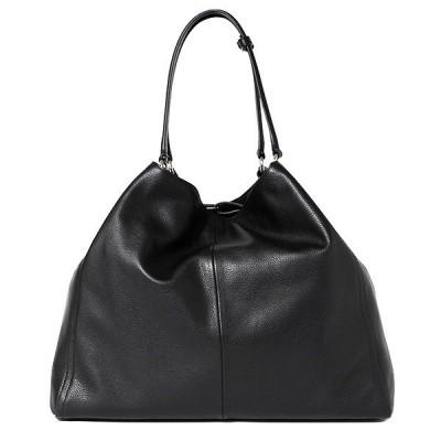 ガレリアント GALLERIANT トート バッグ レザー ブラック 黒 黒色 メンズ レディース ブランド 大きめ 鞄