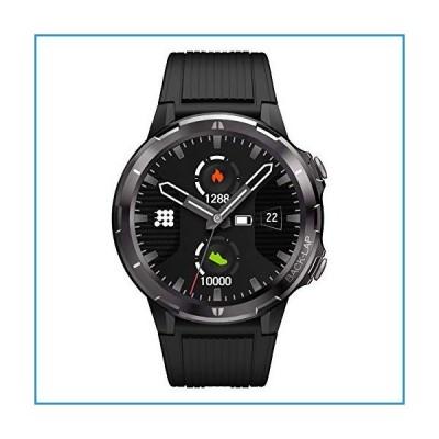 """新品Cubitt CT3 Smart Watch, Fitness Tracker with Heart Rate Monitor. 1.3"""" Touch Screen, IP68 Waterproof, Step Counter, Sleep Monitor, Pedo"""