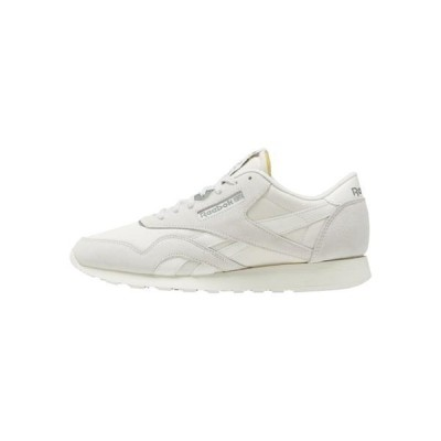 リーボック メンズ 靴 シューズ CLASSIC NYLON LEATHER SHOES - Trainers - grey
