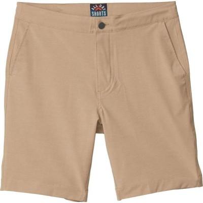 ファレティ Faherty メンズ ショートパンツ ボトムス・パンツ All Day Shorts Khaki