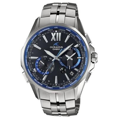 オシアナス OCEANUS 腕時計 OC・15A Mantaクロノ電波ソーラーMウォッチ OCW-S3400-1AJF ギフトラッピング無料