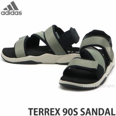 アディダス TERREX 90s SANDAL カラー:レガシーグリーン/コアブラック/セサミ