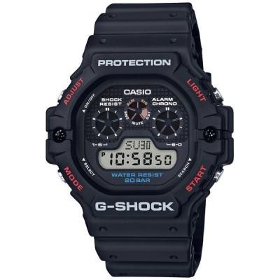 カシオ (国内正規品)G-SHOCK(ジーショック)Gショック デジタル時計 メンズタイプ DW-5900-1JF 返品種別A