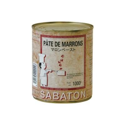 サバトン/マロンペースト 1kg<ペースト>