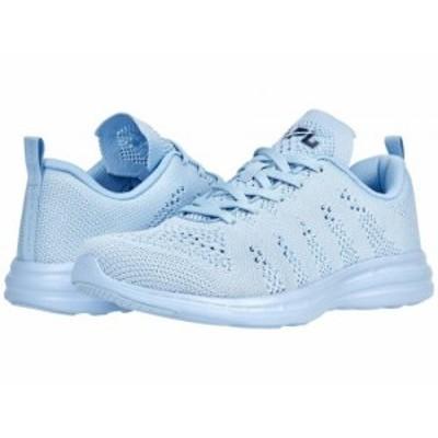 Athletic Propulsion Labs (APL) レディース 女性用 シューズ 靴 スニーカー 運動靴 Techloom Pro Ice Blue/Midnight【送料無料】