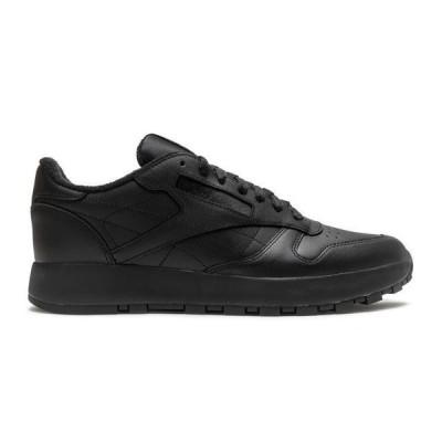 リーボック メンズ シューズ  Reebok x Maison Margiela Men Project 0 Classic Leather Tabi (white / black)
