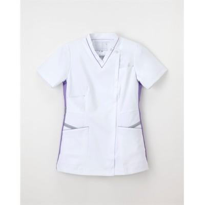 ナガイレーベン FT-4597 女子スクラブ(女性用) ナースウェア・白衣・介護ウェア