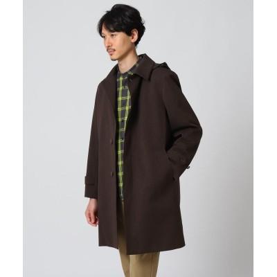 TAKEO KIKUCHI(タケオキクチ) 【Sサイズ~】メランジヘリンボンコート